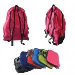 กระเป๋าเป้ พับเก็บได้ (สต็อก) BB013