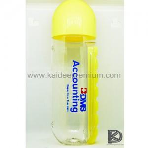ผลงาน สกรีน กระบอกน้ำตลับยา KFP035 (DMS)