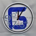 ผลงาน พิพม์ นาฬิกาแขวนผนัง KC039 (OG)