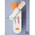 ผลงาน สกรีน พัดลมมือถือ FN016 (LabIVF)