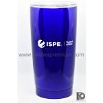 ผลงาน สกรีน แก้วน้ำสแตนเลส เยติ YETI KYT005 (ISPE)