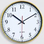 นาฬิกาแขวนผนัง พรีเมี่ยม 12 นิ้ว KC2002-1