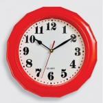 นาฬิกาแขวนผนัง พรีเมี่ยม 12 นิ้ว KC2016