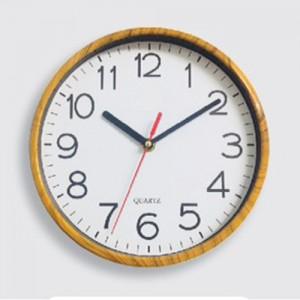 นาฬิกาแขวนผนัง พรีเมี่ยม 9 นิ้ว KC2004-2