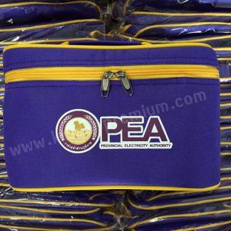 กระเป๋าเก็บความเย็น KJU044 (PEA) สีม่วง